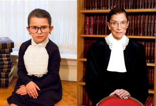 Ruth Ginsberg Halloween Costume Kids