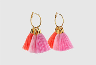 Tassel Earrings Mignonne Gavigan