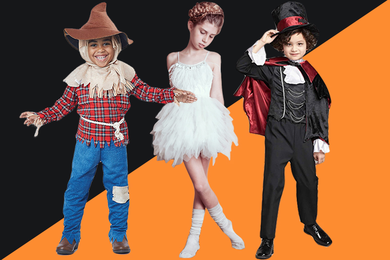 15 classic halloween costumes for kids