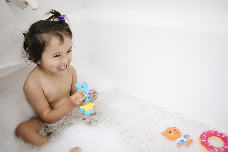 Bath Time Essentials For Kids