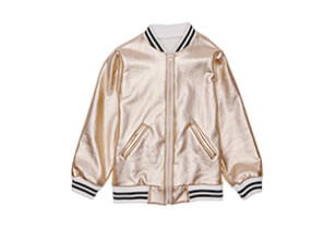 MetallicJacket For Kids