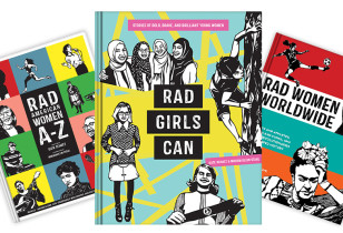 Rad Girls Can Book
