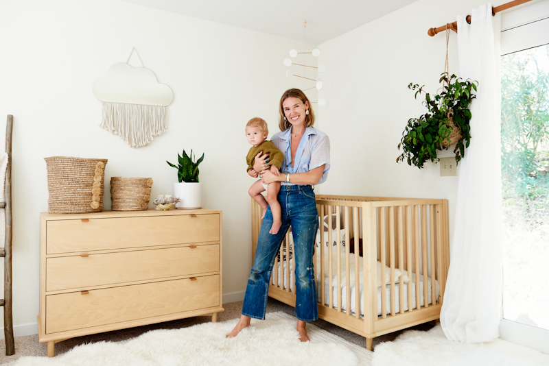 After A Tragic Fire Amy Soderlind Gets New Modern Nursery