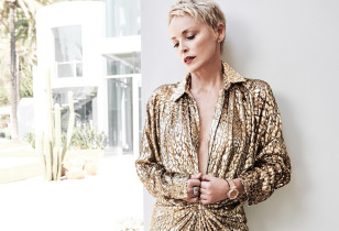Sharon Stone on Motherhood