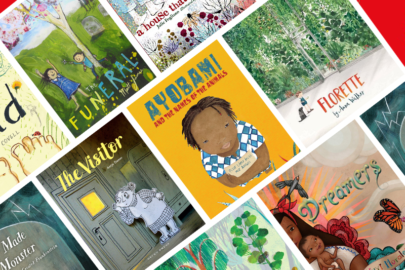 The Best Illustrated Children S Books Of 2018