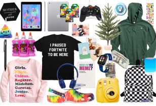 Gifts for Teens and Tweens 2018