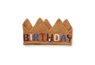 Birthday Crown Oeuf