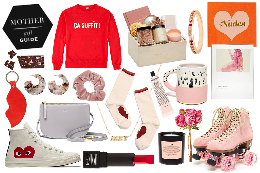Does the approach of Valentineu0027s Day have cheesy heart-shaped chocolate s&lers and limp carnations dancing in your head? We are here to help flip the ...  sc 1 st  Mother Mag & The Best Valentines Day Gifts For Women